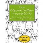 Das Klassentreffen-Freundebuch: Buchcover