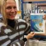 Verlegerin Dr. Caroline Oblasser zu Besuch bei BoD in Hamburg
