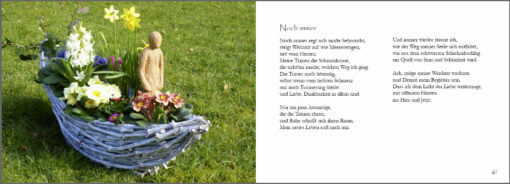 Wie ich dich fühle - Gedichte für Trauernde (Innenansicht)