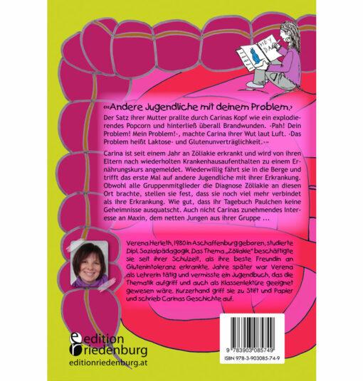 Hey Darmzotte! Jugendroman zur Zöliakie (BC)