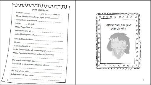 Annikas Gute-Laune-Buch (Innenansicht)
