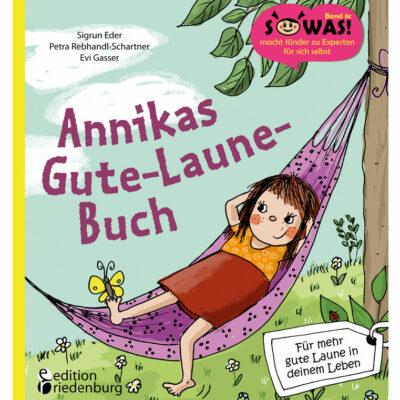 Annikas Gute-Laune-Buch - Für mehr gute Laune in deinem Leben (Cover)