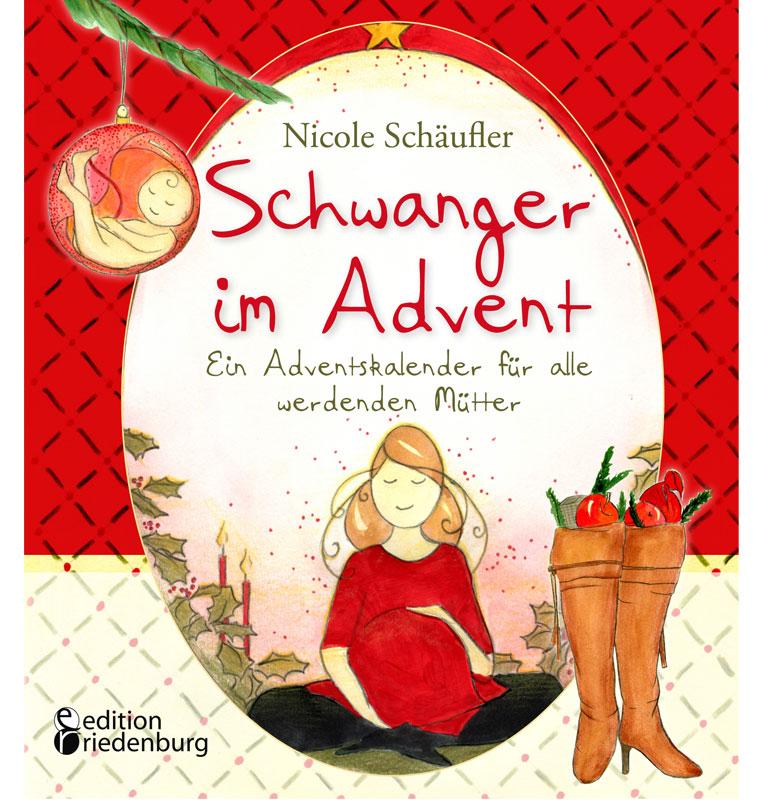 Schwanger im Advent (Cover)