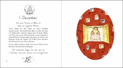Schwanger im Advent (Innenansicht)