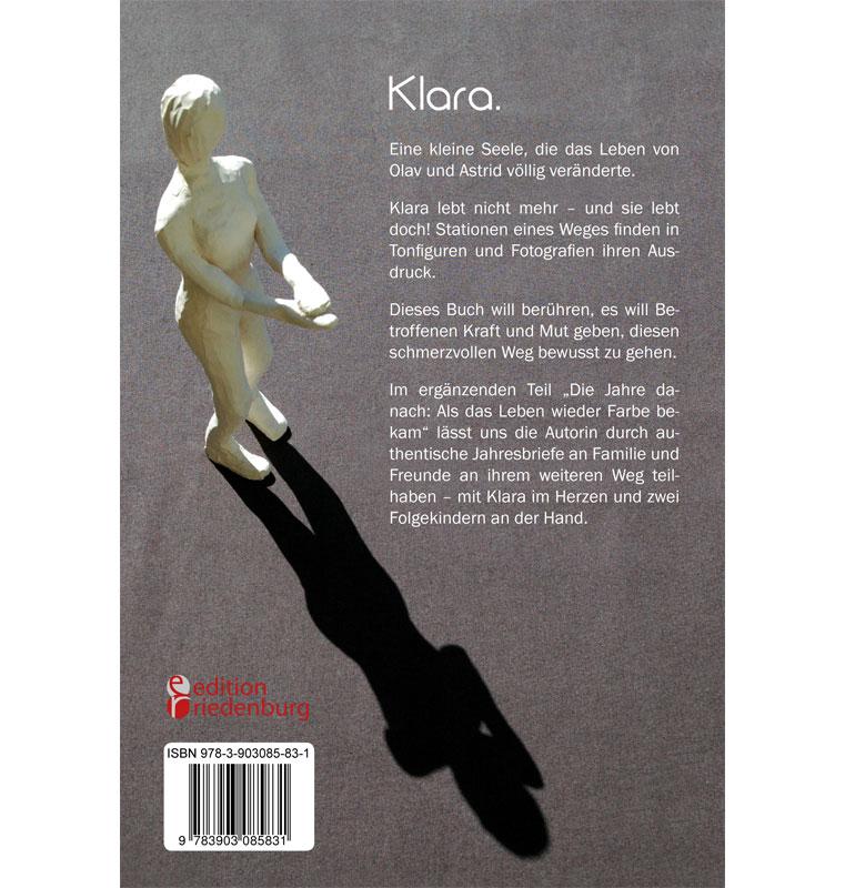 Unendlich Klara - Trauer um ein verlorenes Kind (BC)