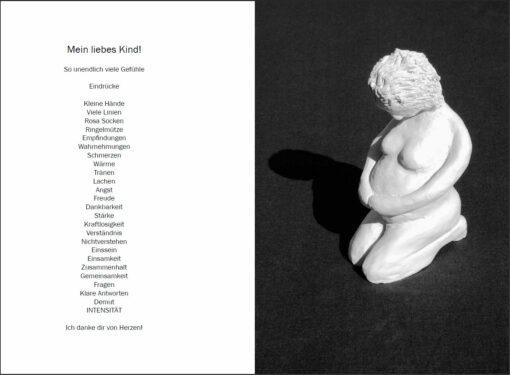 Unendlich Klara - Trauer um ein verlorenes Kind (Innenansicht)