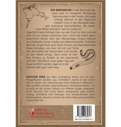 Wildes Fischen - Der Pinzgauer Fliegenfischer Gottlieb Eder angelt sich von Aal bis Zander durch die Welt (BC)
