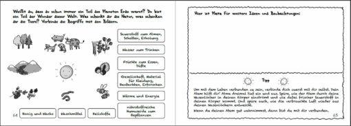 Willi Wunder - Das Bilder-Erzählbuch für alle Kinder, die ihre Einzigartigkeit entdecken wollen (Innenansicht)