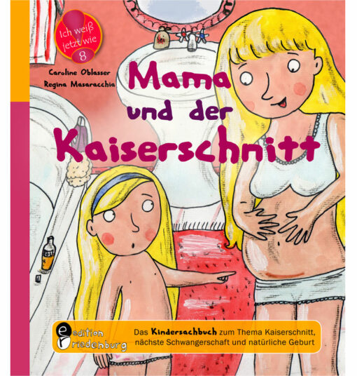 Mama und der Kaiserschnitt (Cover)
