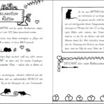 Rattenliebe - Der praktische Alltags-Planer für glückliche Fellnasen (Innenansicht)