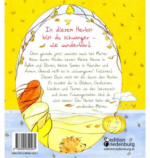Schwanger im Herbst - Ein Herbstbuch für alle werdenden Mütter (BC)