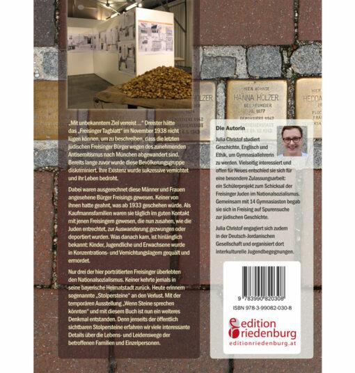 Mit unbekanntem Ziel verreist? Freisinger Juden im Nationalsozialismus (BC)