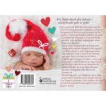 Baby Adventskalender - Ein zauberhaft fotografierter Bilderbuch-Adventskalender für Schwangere, Mamas und Papas (BC)