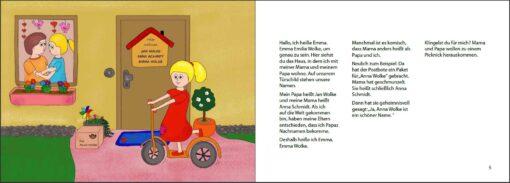 Mama und Papa heiraten: Bilderbuch Hochzeit ab 4 Jahren (Innenansicht)