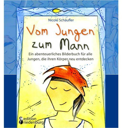 Vom Jungen zum Mann (Cover)