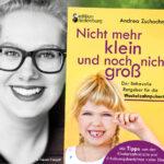 """Autorin Andrea Zschocher schrieb """"Nicht mehr klein und noch nicht groß"""""""