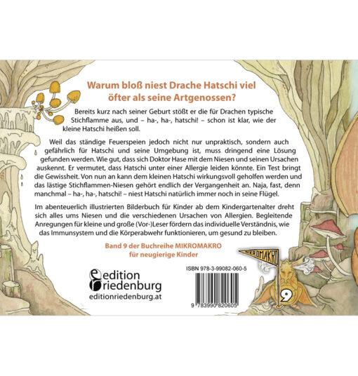Drache Hatschi und die Ritter des Immunsystems (BC)
