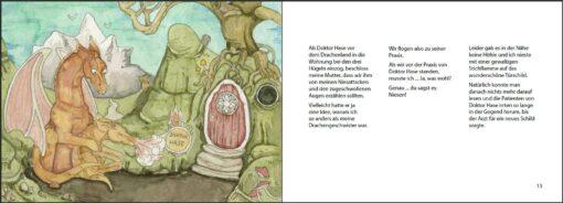 Drache Hatschi und die Ritter des Immunsystems (Innenansicht)