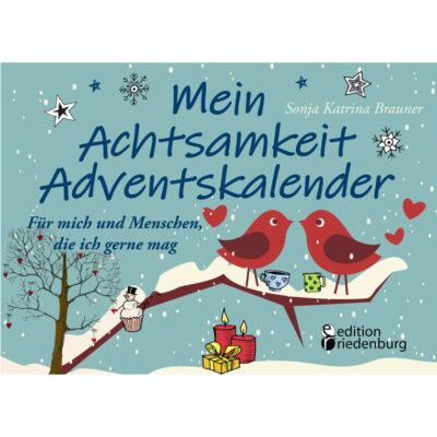 Mein Achtsamkeit Adventskalender (Cover)