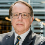 Prof. Dr. Dr. h.c. Hendrik Lehnert, Autor bei edition riedenburg (© Scheinast)